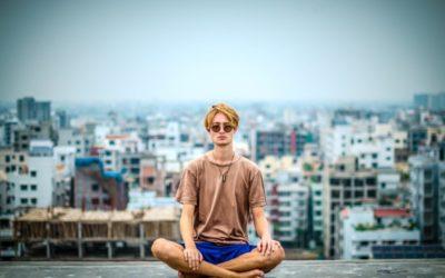 Medytacja – jak cieszyć się życiem?