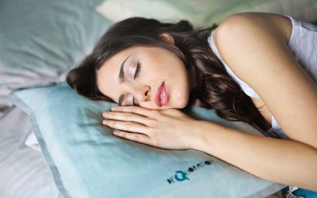 Bezsenność. Jak zadbać o zdrowy sen?